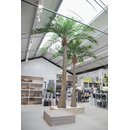 Artificial Palm Tree Bended L410W410H600